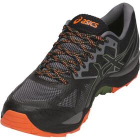 asics Gel-Fujitrabuco 6 G-TX - Zapatillas running Hombre - gris/negro